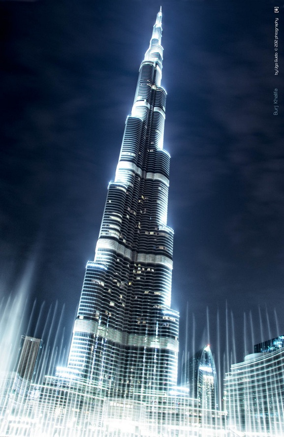 Do You Know Where Is The Tallest Building In The World