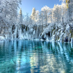 Plitvice Lakes - Winter