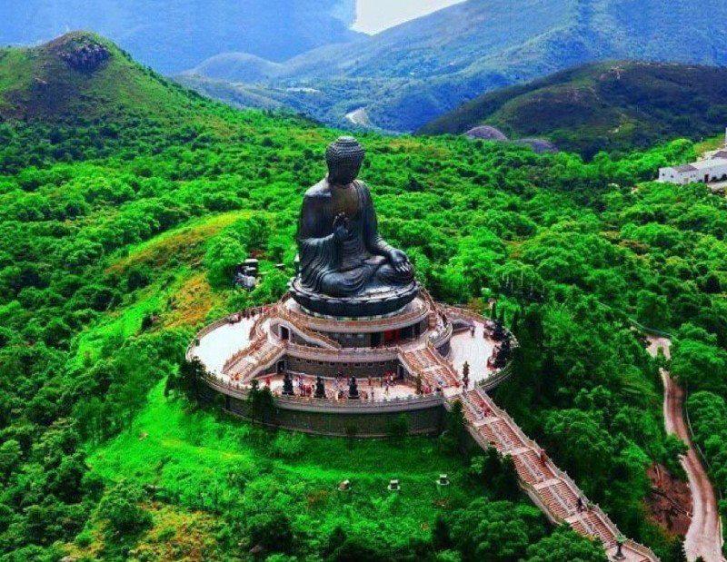 buddhist visit