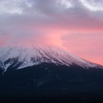 fuji mount - japan