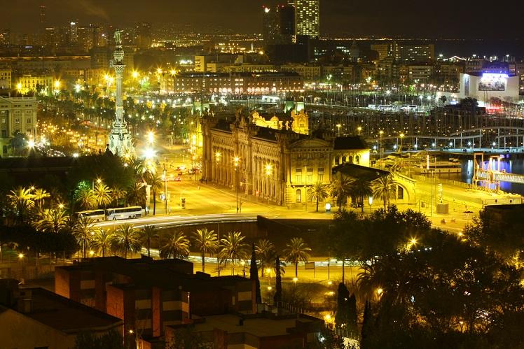 Port-Vell-Night(barcelona)